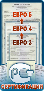 Экологический сертификат Евро